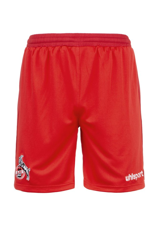 FC KÖLN - Sports shorts - rot