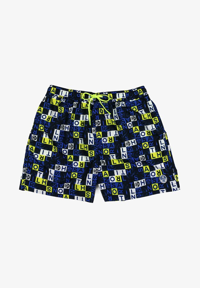 Short de bain - dark blue