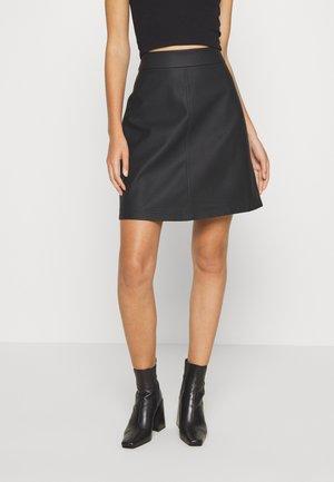 BECKY SKIRT - A-line skirt - black