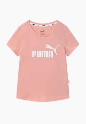 TEE - T-shirt z nadrukiem - peachskin