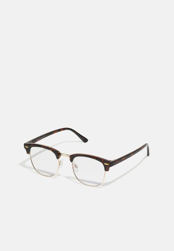 JACDAN BLUE LIGHT GLASSES - Other accessories - brown stone