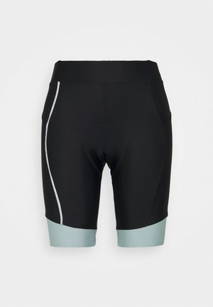 ONPPERFORMANCE BIKE SHORTS - Leggings - black/gray mist
