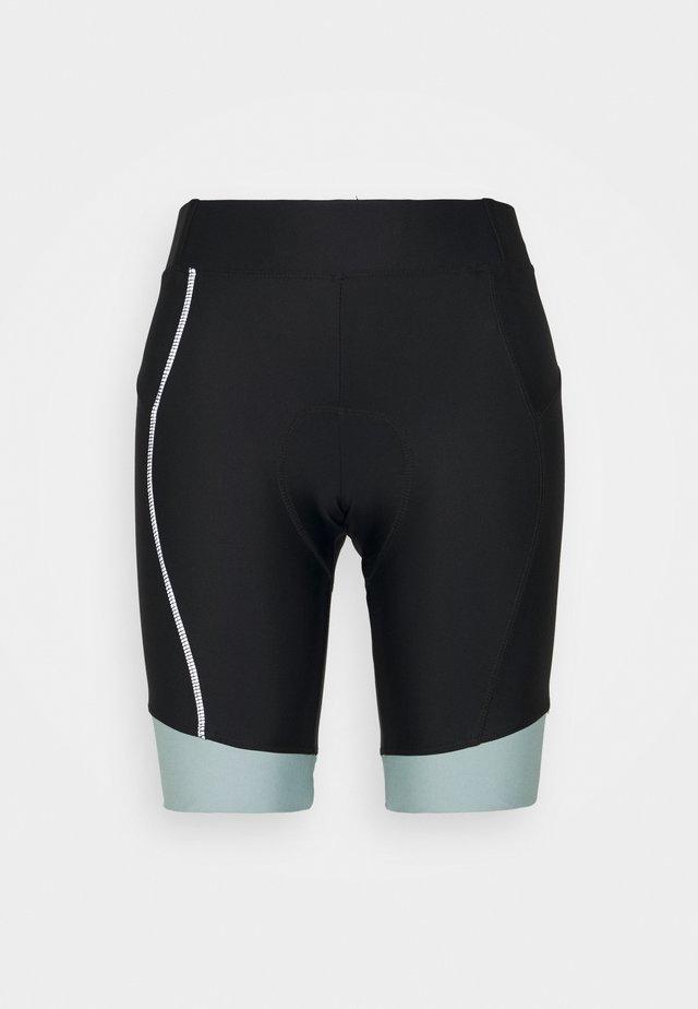 ONPPERFORMANCE BIKE SHORTS - Legging - black/gray mist
