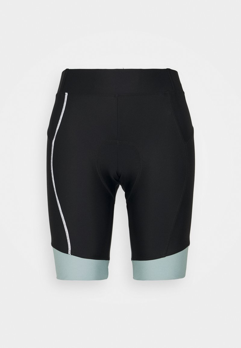 ONLY Play - ONPPERFORMANCE BIKE SHORTS - Tights - black/gray mist