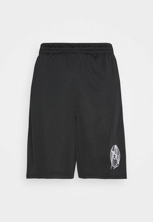P-FRAKLE SHORTS - Shorts - black