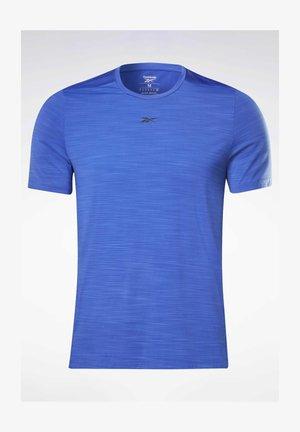 TECH STYLE ACTIVCHILL MOVE T-SHIRT - Camiseta básica - blue