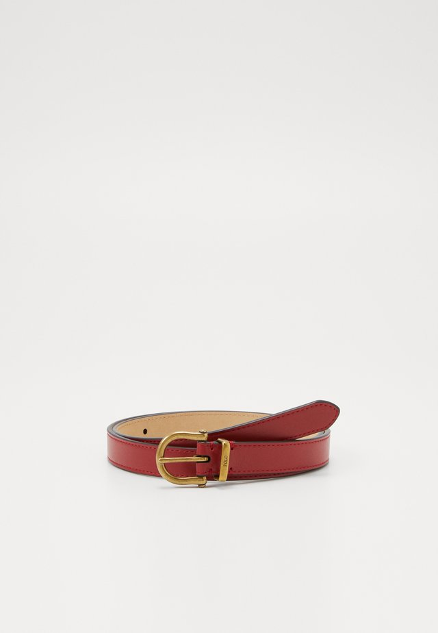 SMOOTH - Ceinture - scarlet