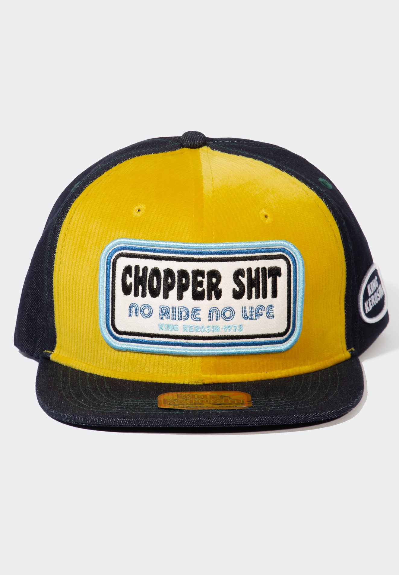 Homme MIT CORD-FRONT CHOPPER SHIT - Casquette