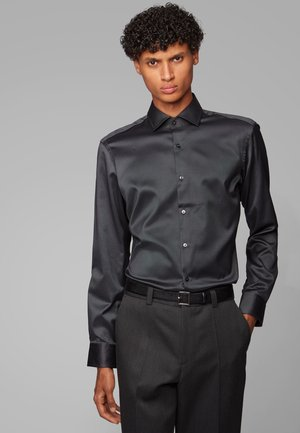 GORDON - Camicia elegante - dark grey