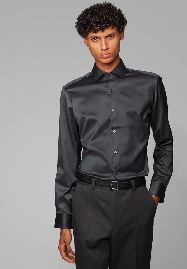 GORDON - Formal shirt - dark grey