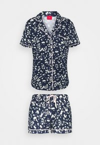 s.Oliver - SHORTY  - Pyjama set - dark blue - 6