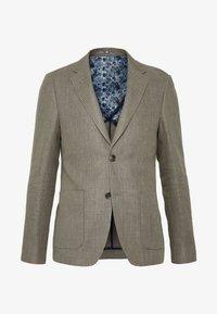 TRENTINO SLIM FIT - Blazer jacket - sand