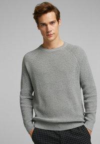 edc by Esprit - Trui - medium grey - 5
