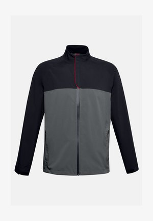 STORMPROOF GOLF RAIN JACKET - Waterproof jacket - black
