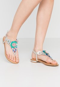 Cosmoparis - HANILLA - Sandalias de dedo - multicolor - 0