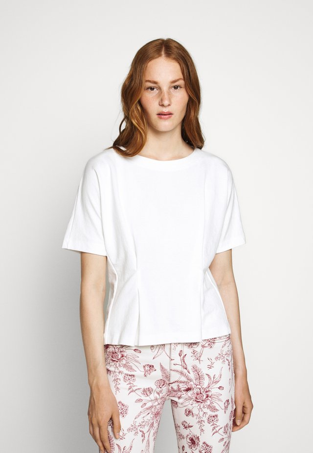BOX PLEAT - Print T-shirt - cloud