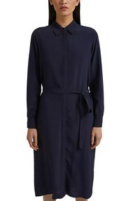 Esprit Collection - FASHION - Robe chemise - navy - 0