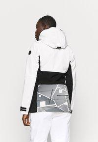 Icepeak - ELY - Ski jacket - optic white - 2