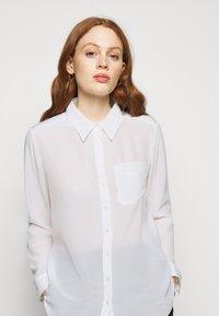 Marella - CASCINA - Button-down blouse - bianco - 3