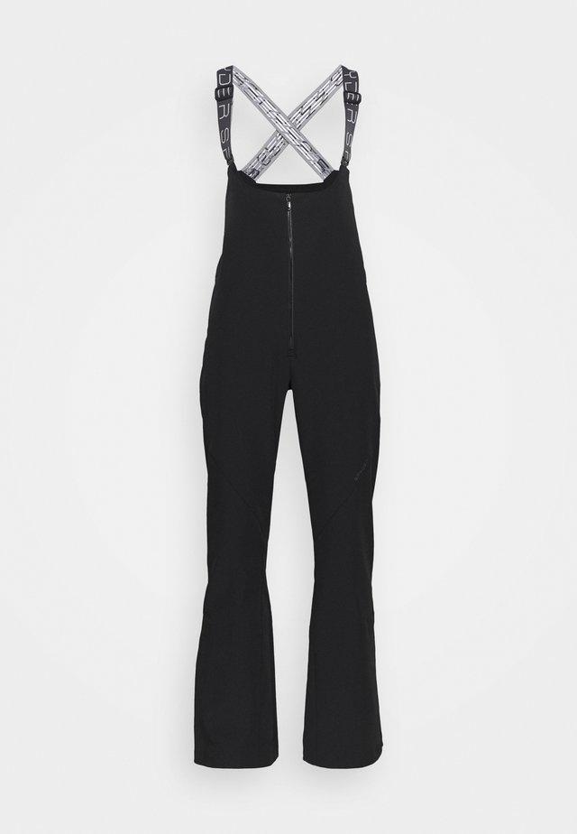 STRUTT - Spodnie narciarskie - black