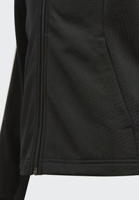 adidas Performance - 3-STRIPES TEAM PRIMEGREEN TRACKSUIT - Tracksuit - black - 6