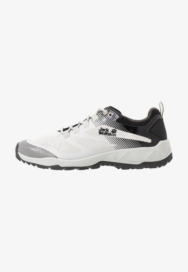 FAST STRIKER LOW - Obuwie hikingowe - offwhite/black