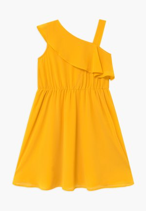 Cocktail dress / Party dress - golden rod