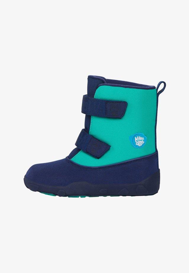 DINO - Winter boots - green
