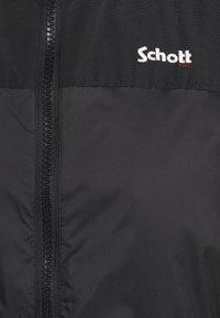 Schott - MAINE - Kevyt takki - black - 5