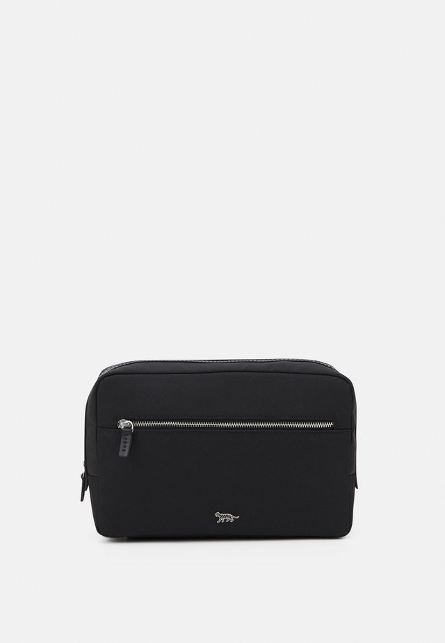 BOOMER UNISEX - Wash bag - black