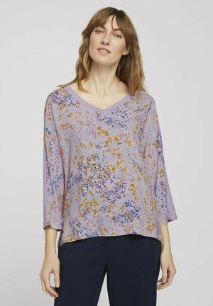 Longsleeve - heather lilac