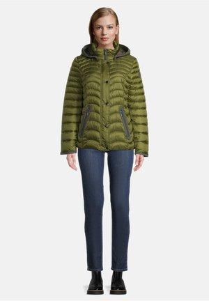 Winter jacket - Pesto