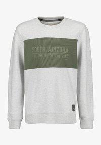 Garcia - Sweatshirt - grey - 0