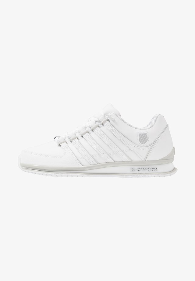 RINZLER - Trainers - white/gray violet