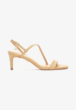 ELAINE - Sandals - light brown