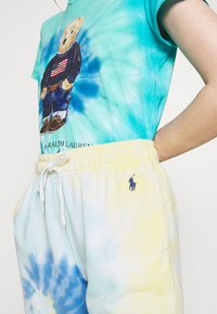Polo Ralph Lauren - TDYE PO PANT ANKLE ATHLETIC - Tracksuit bottoms - multi-coloured - 5