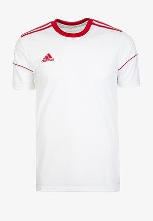 SQUADRA 17 PRIMEGREEN JERSEY - Sportswear - white/ red