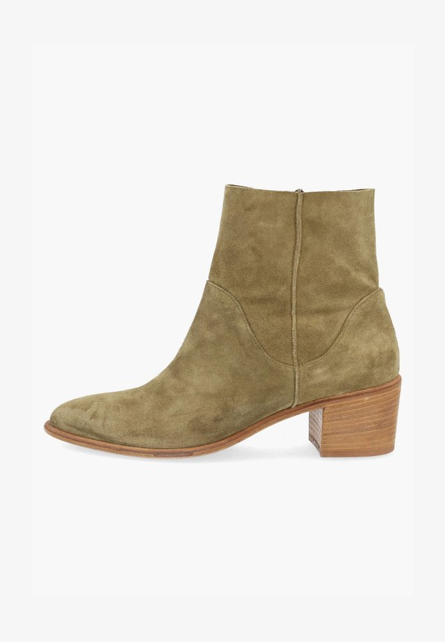 Classic ankle boots - muschio