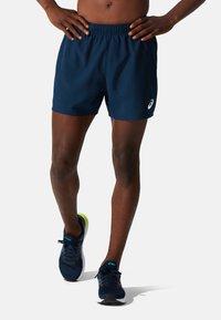 ASICS - CORE - Sportovní kraťasy - french blue - 0