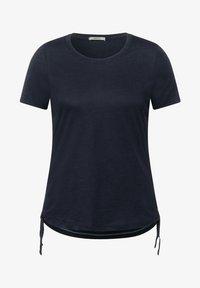Cecil - Basic T-shirt - blau - 3