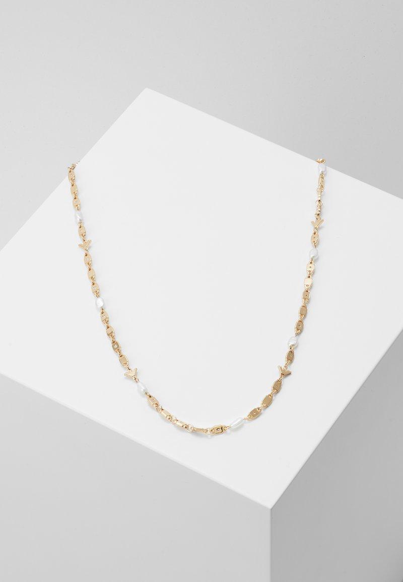 Emporio Armani - ESSENTIAL - Necklace - rose gold