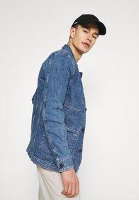 Selected Homme - SLHJACKSON JACKET - Denim jacket - medium blue denim - 3