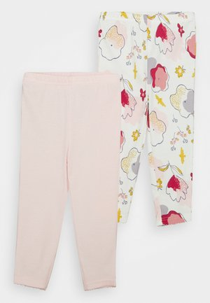 PANT FLORAL 2 PACK - Leggings - Trousers - multi-coloured