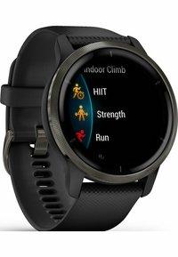 Garmin - Smartwatch - schwarz - 4