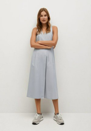 TANK-H - Day dress - grau