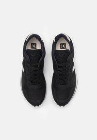 Veja - Baskets basses - black/natural - 3
