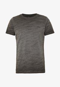 T-SHIRT KURZARM - T-shirt basic - anthrazit