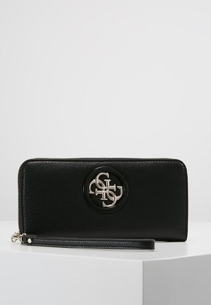 OPEN ROAD LARGE ZIP AROUND - Wallet - black
