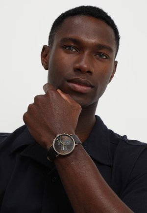 FAIRFIELD - Chronograph watch - dark brown