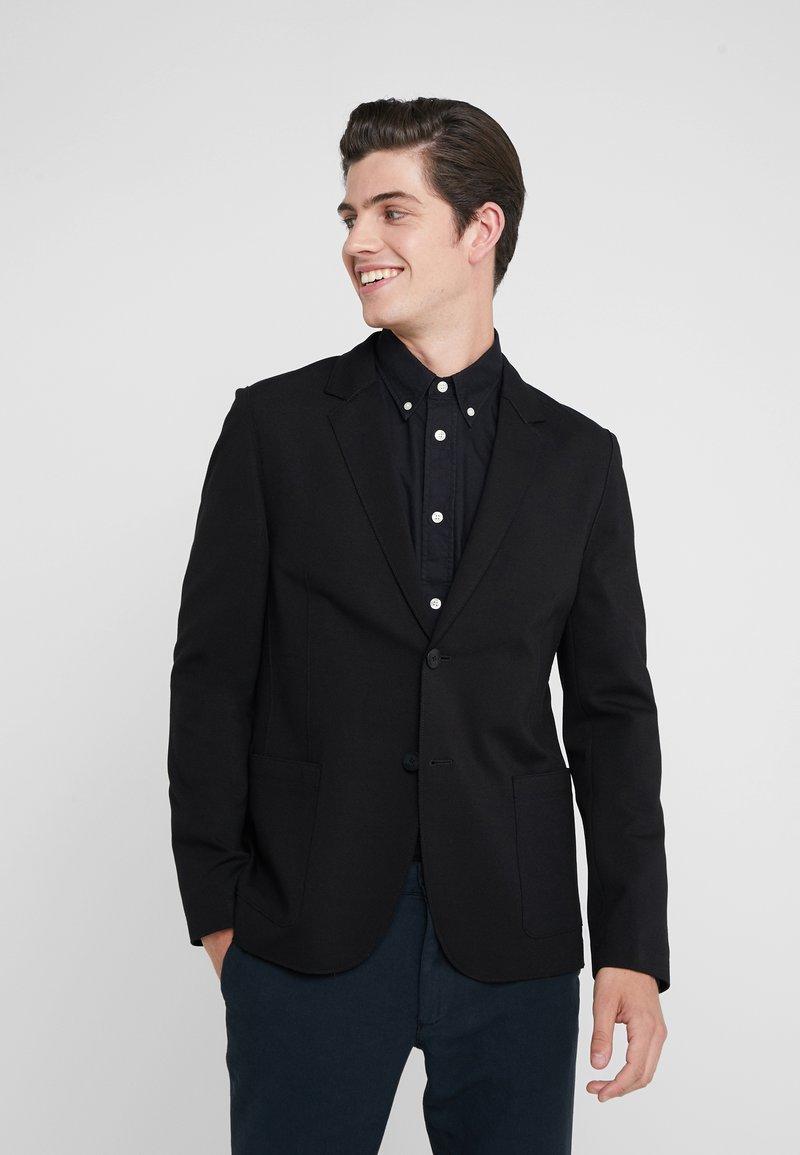 HUGO - AGALTU - Blazer jacket - black